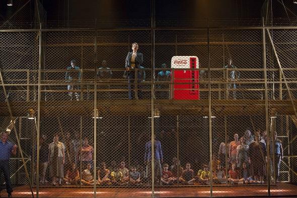Joyde DiDonato será la protagonista de Dead man walking, de Jake Heggie. Foto: Felix Sanchez / Houston Grand Opera