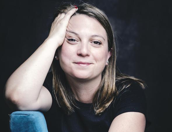 La escritora Inma Turbau.