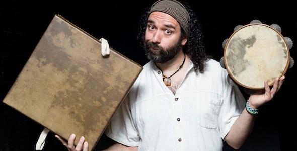 El músico Javier Maroto.