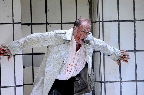 Una escena de 'Lucio Silla' de Mozart. Foto: A. Bofill / Gran Teatre del Liceu.