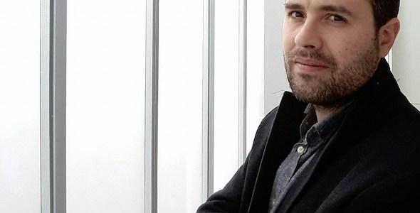El escritor Jesús Montiel.