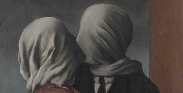 Los amantes de Magritte.