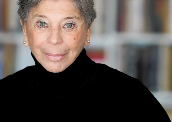 La escritora Vivian Gornick.