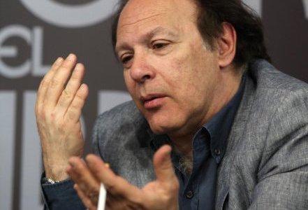 El escritor Javier Marías.