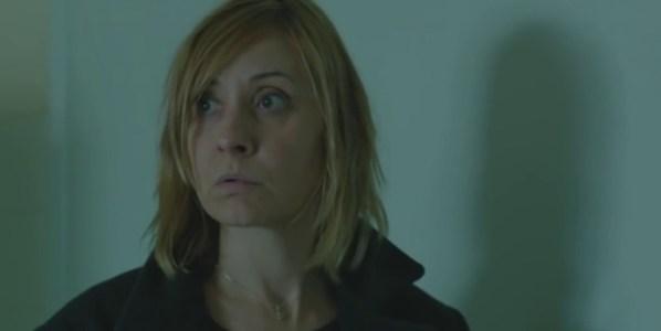 La actriz Nathalie Poza en la película 'No sé decir adiós'
