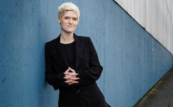 La Cibor-antropóloga Amber Case.