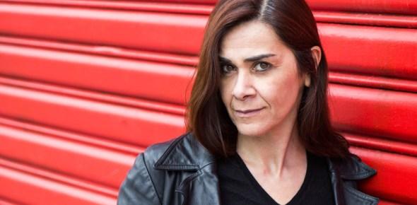 La escritora Négar Djavadi.