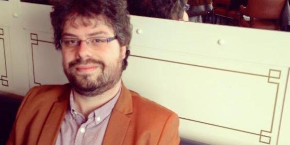 El escritor Sergio de Molino.