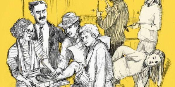 Ilustracion de Concha Pasamar.