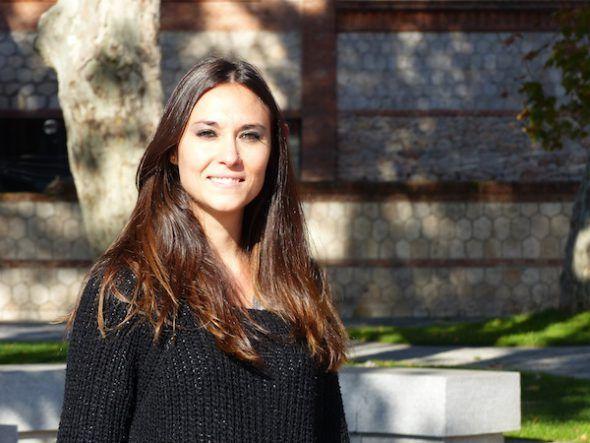 La escritora Florencia del Campo.