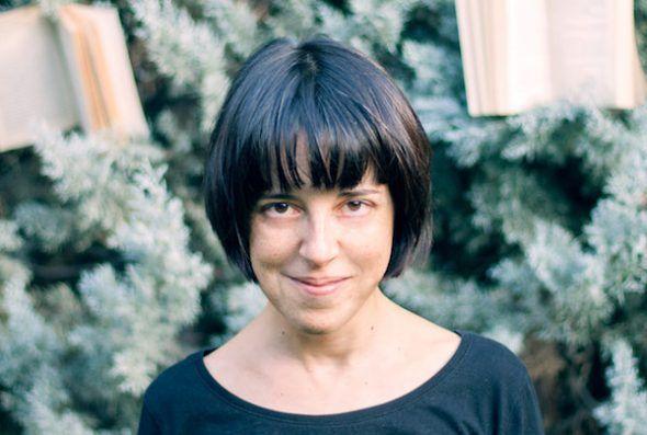 La escritora Pilar Adón, una de las seleccionadas por Javier Morales.