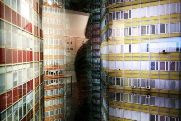 Obra expuesta en ARCO 2018 en Madrid. Foto: Liliana Peligro.