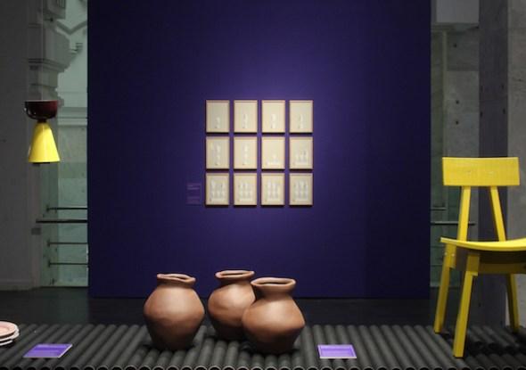 Una vista de la exposición 'Viva la diferencia' en Centro-Centro de Madrid.