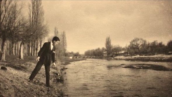 Antonio José en su juventud. Foto: Archivo Municipal de Burgos.