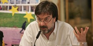 El periodista Miguel Ángel Villena.