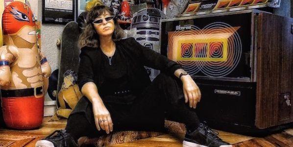 La cantante Soledad Vélez en Madrid. Foto: Manuel Cuéllar.