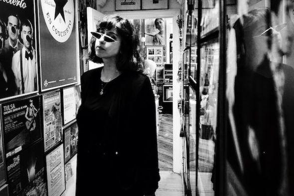 La compositora Soledad Vélez. Foto: M. Cuéllar.