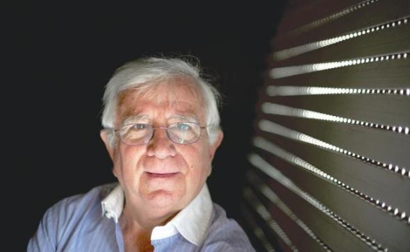 El escritor y periodista Tomás Alcoverro.