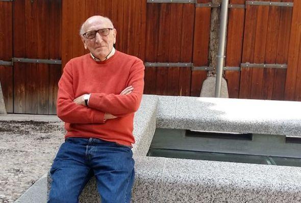El escritor Alejandro Chanes Cardiel
