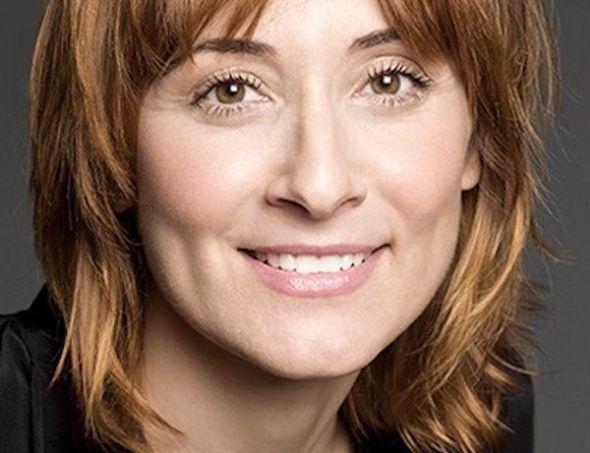 La actriz Nathalie Poza fotografiada por Paco Navarro.