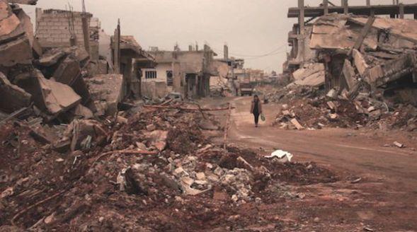 Un fotograma del documental 'Tierra y Kurdistán'.