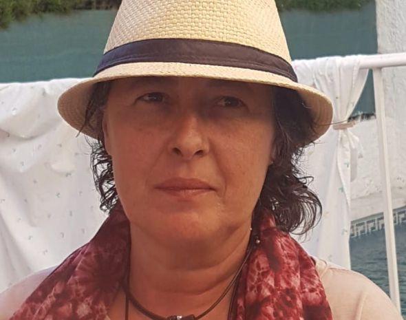 La escritora Inma Porcel.