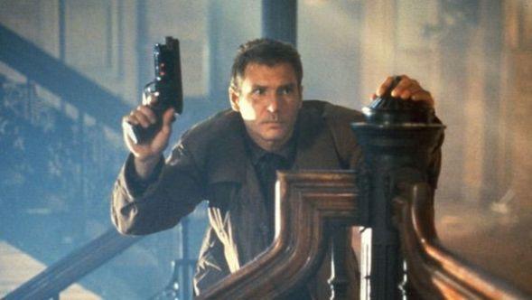 Harrison Ford en 'Blade Runner'.