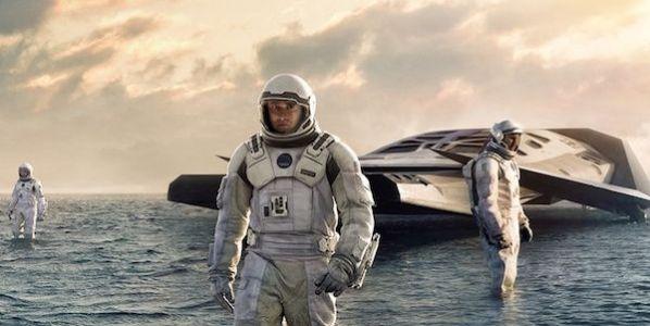 Un fotograma de la película 'Interstellar'