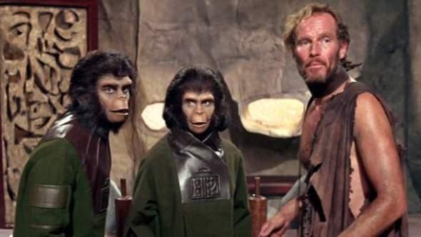 'El planeta de los simios'