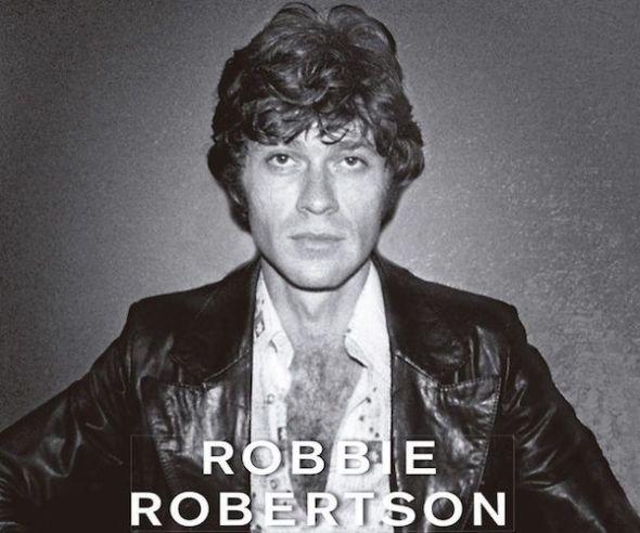 Un detalle de la portada del libro 'Testimony. Los acontecimientos que cambiaron la historia de la música. Autobiografía de Robbie Robertson.