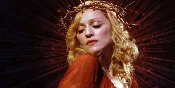 La cantante y actriz Madonna.