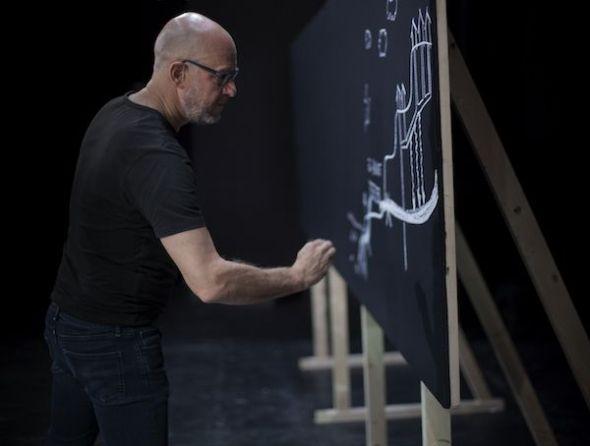 El director de teatro Álex Rigola. Foto: Vanessa Rabade.