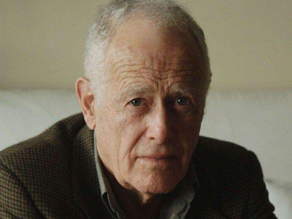 El escritor James Salter