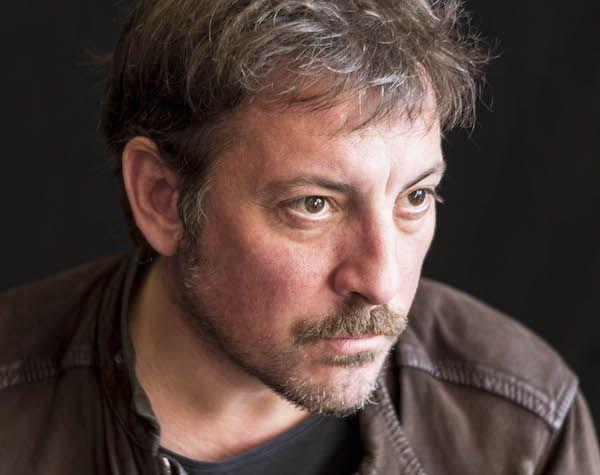 El escritor Ray Loriga. Foto: Lisbeth Salas.