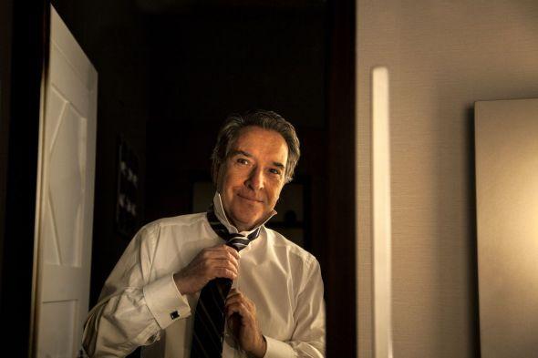 El periodista Iñaki Gabilondo fotografiado por Victoria Iglesias.