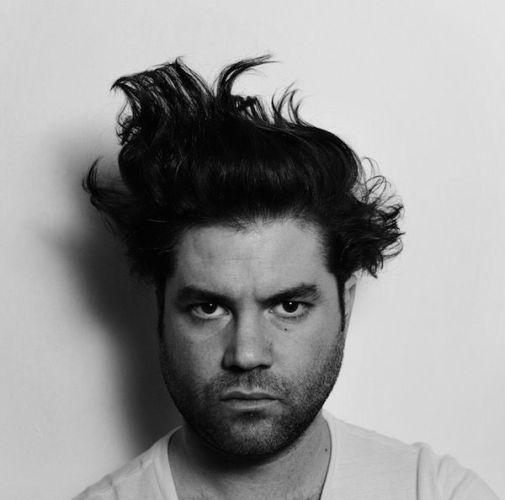 El músico Joe Crepúsculo. Foto: Pablo Zamora.