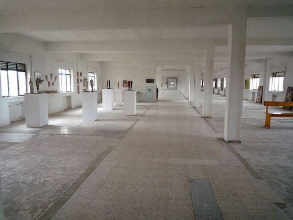 Salas de la colección permanente.