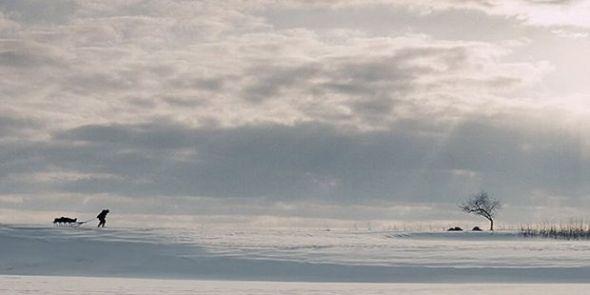 Un fotograma de la película Aga de Milko Lazarov, ganadora de la primera Espiga Verde de la Seminci.