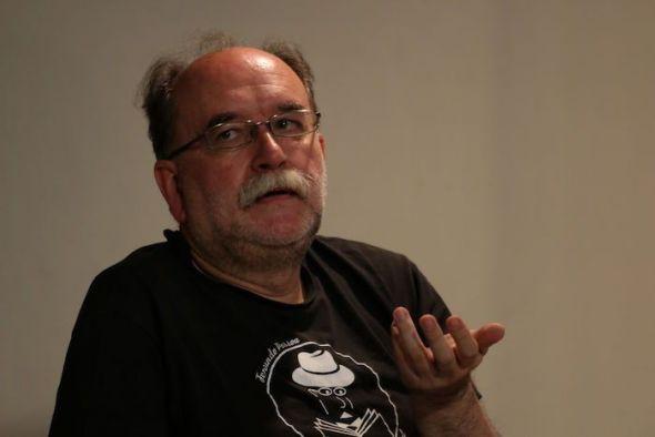 Carlos Taibo, profesor de Ciencia Política de la Autónoma de Madrid.