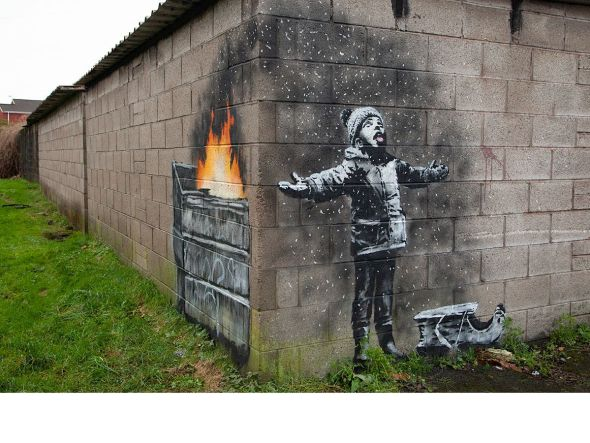 Foto: Banksy.co.uk
