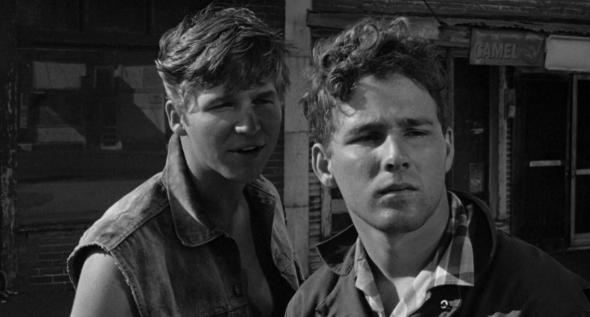 Un fotograma de 'La última película'