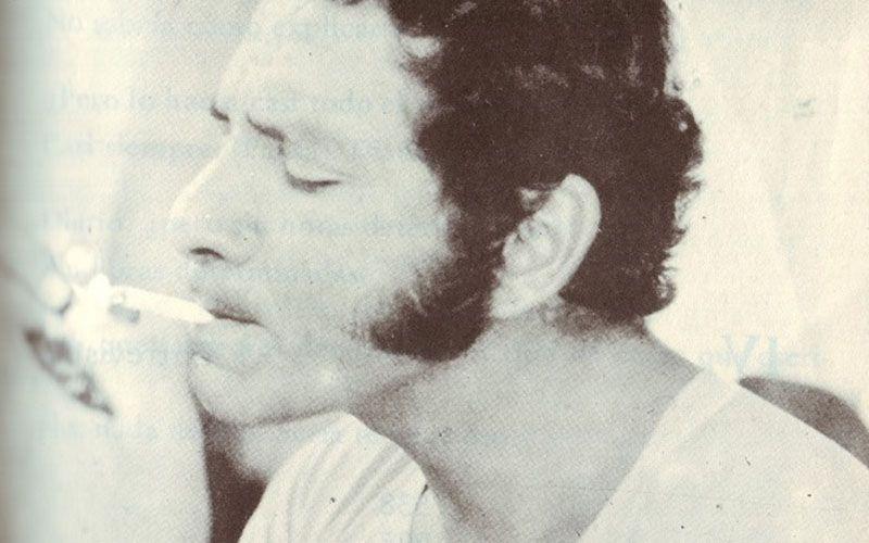 El poeta Luis Hernández Camarero
