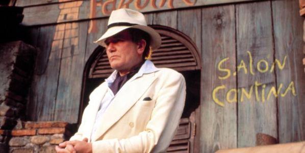 Albert Finney en 'Bajo el volcán'.