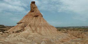 Las Bardenas Reales en Navarra. Foto: Pixabay.