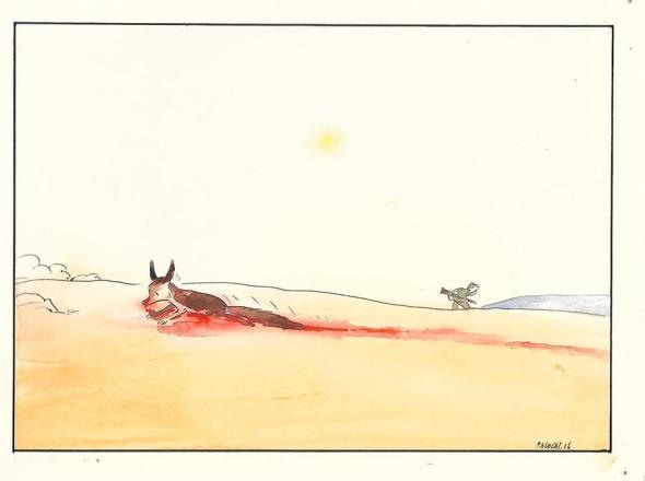 Ilustración: Paco Catalán.