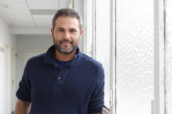 Xavier Aldekoa. Foto: Rocío Gómez.