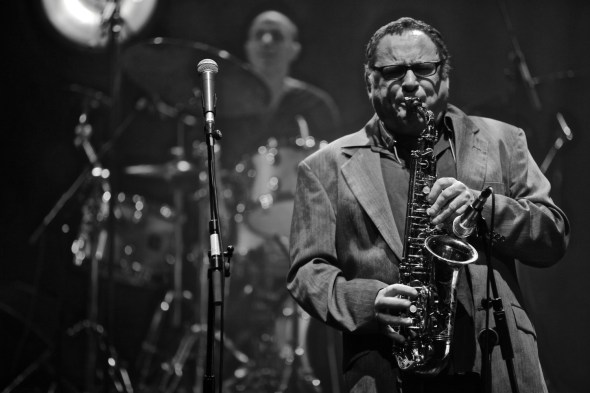 El saxofonista Gilad Atzmon.