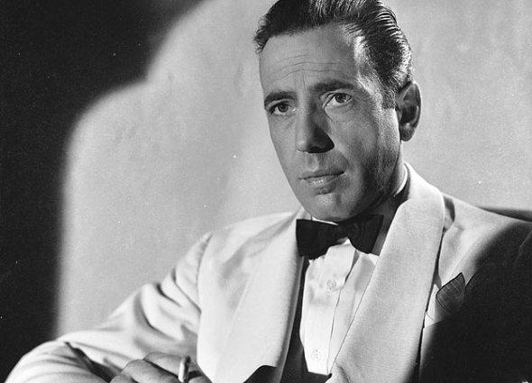 Humphrey Bogart en el papel de Rick en 'Casablanca'.