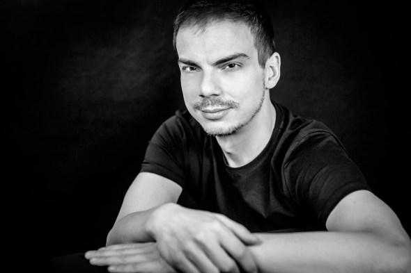 El dramaturgo Alberto Conejero. Foto: MarcosGpunto.