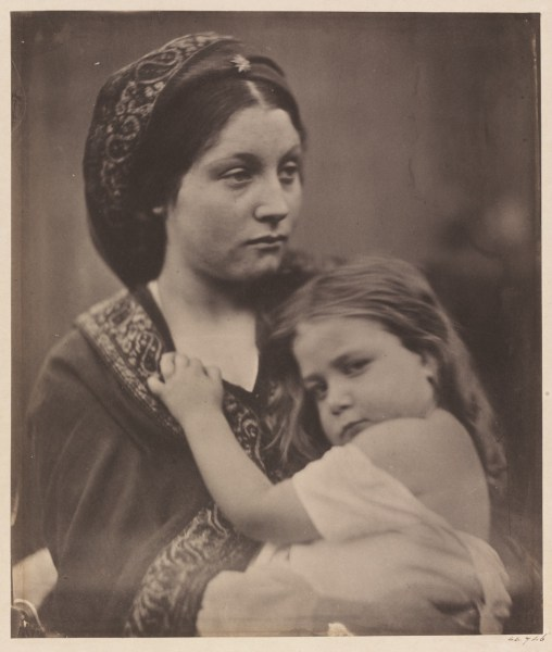 Julia Margaret Cameron, Peace, 1864 © Victoria and Albert Museum, London.